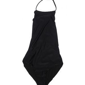 Vanilla beach 1 piece swimsuit large nwt